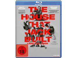 The House That Jack Built - (Blu-ray)