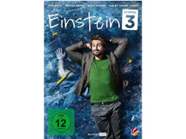 Einstein-Staffel 3 - (DVD)