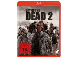 Day of the Dead 2: Contagium - (Blu-ray)