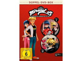 Miraculous-Doppel-Box-Folgen 9+10 - (DVD)