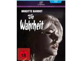 Die Wahrheit (Brigitte Bardot) - (Blu-ray)
