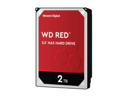 WD Red™, 2 TB HDD, 3.5 Zoll, intern