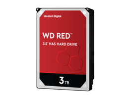 WD Red™, 3 TB HDD, 3.5 Zoll, intern