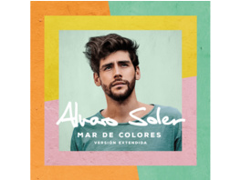 Alvaro Soler - Mar De Colores (Version Extendida) - (CD)