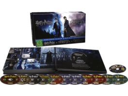 Phantastische Tierwesen 1-2 / Harry Potter 1-7 Collection - (Blu-ray)