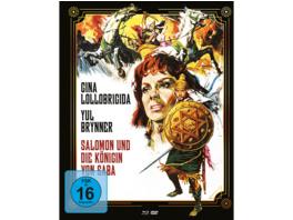 Salomon und die Königin von Saba - (Blu-ray + DVD)