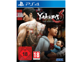 Yakuza 6 - The Song of Life - PlayStation 4