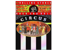 VARIOUS - Rock and Roll Circus (Limited Deluxe Edition) - (CD + Blu-ray Disc)