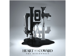 Heart Of A Coward - The Disconnect - (CD)