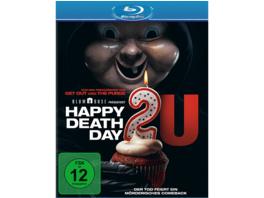 Happy Deathday 2U - (Blu-ray)