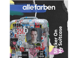 Alle Farben - Sticker on My Suitcase - (CD)