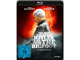 The Man Who Killed Hitler and Then The Bigfoot - (Blu-ray)