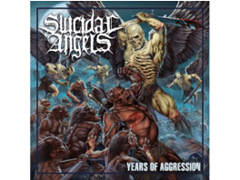 Suicidal Angels - Years of Aggression - (CD)