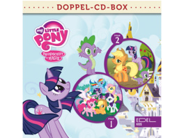 001-002 - MY LITTLE PONY - 2 CD - Kinder/Jugend