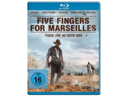 Five Fingers for Marseilles - (Blu-ray)