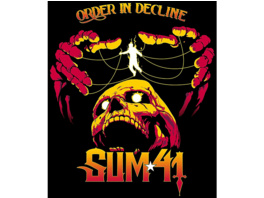 Sum 41 - Order In Decline (2 Bonustracks+Guitar Pick) - (CD)