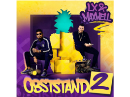 Lx & Maxwell - Obststand 2 - (CD)
