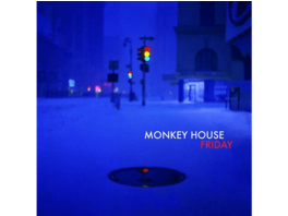 Monkey House - Friday (45 RPM) - (Vinyl)