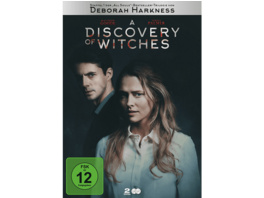 A Discovery of Witches - Staffel 1 - (DVD)