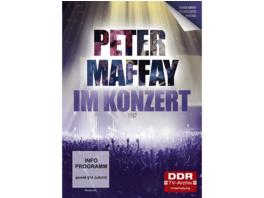 - Im Konzert: Peter Maffay - (DVD)