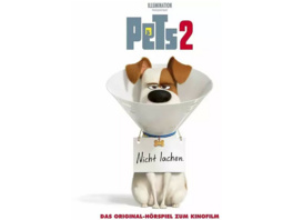 Pets 2-Das Original-Hörspiel Zum Kinofilm - 1 CD - Kinder/Jugend