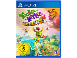 Yooka-Laylee and the Impossible Lair - PlayStation 4