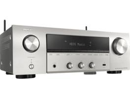 DENON DRA-800H, Stereo Netzwerk Receiver, Silber