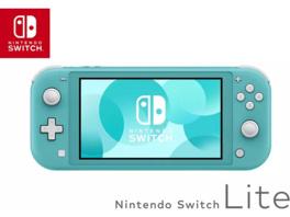 NINTENDO Switch Lite Türkis Spielekonsole, Türkis, 32 GB