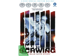It Must Schwing - (Blu-ray)