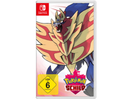 Pokémon Schild Edition - Nintendo Switch