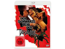Der schwarze Leib der Tarantel - (Blu-ray)
