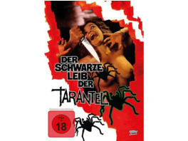 Der schwarze Leib der Tarantel - (DVD)