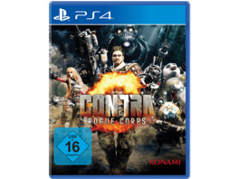 Contra: Rogue Corps - PlayStation 4