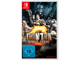 Contra: Rogue Corps - Nintendo Switch
