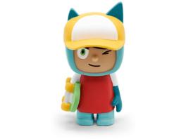 BOXINE Tonies Figur: Kreativ-Tonie - Skater Hörfigur, Mehrfarbig