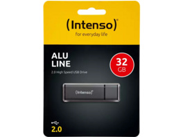 INTENSO Alu Line, 32 GB