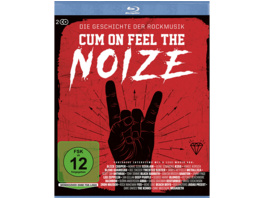 Cum On Feel The Noize - Die Geschichte der Rockmusik - (Blu-ray)