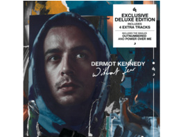Dermot Kennedy - Without Fear (Exklusiv mit 4 Bonustracks Deluxe Edition) - (CD)