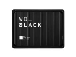 WD Black P10 Game Drive Externe Festplatte 2 TB, 2,5 Zoll, Gaming-Festplatte, Schwarz