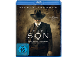 The Son - Staffel 1+2 Gesamtbox - (Blu-ray)