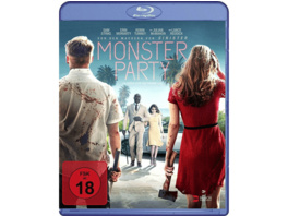 Monster Party - (Blu-ray)