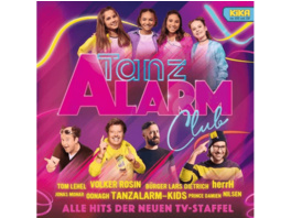 VARIOUS - Kika Tanzalarm Club - (CD)
