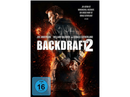 Backdraft 2 - (DVD)