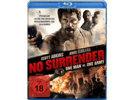 No Surrender: One Man vs. One Army - (Blu-ray)
