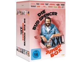 Die Bud Spencer Jumbo Box XXL - (DVD)