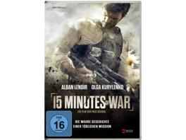 15 Minutes of War - (DVD)