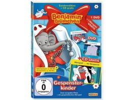 Gespensterkinder - (DVD + CD)