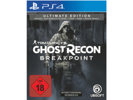 Tom Clancy's Ghost Recon: Breakpoint (Ultimate Edition) - PlayStation 4