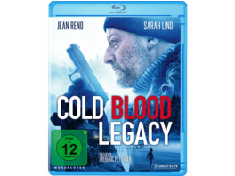 Cold Blood Legacy - (Blu-ray)