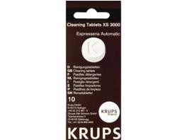 KRUPS XS 3000 Reinigungstabletten, Ohne Angabe